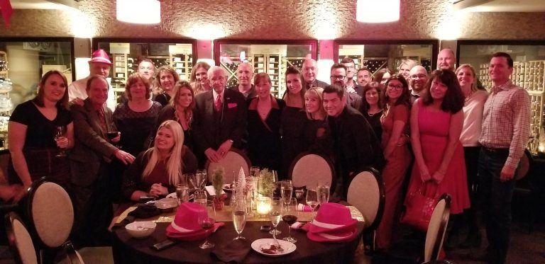 Battaglia, Ross, Dicus & McQuaid, P.A. Holiday Party