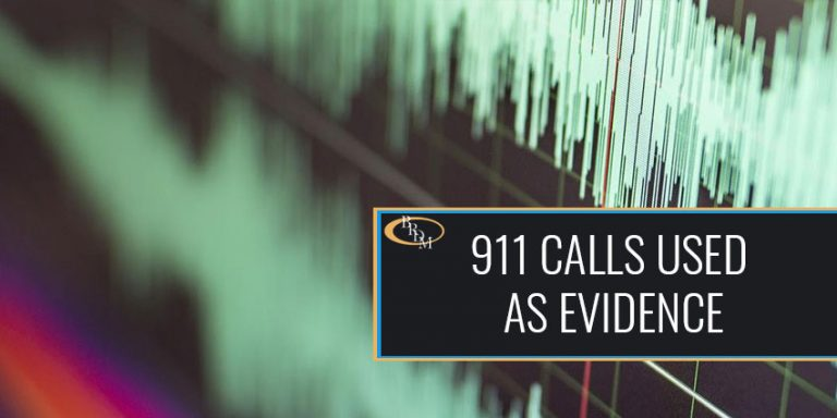 911 Calls Can Be Used as Evidence in Domestic Battery Cases
