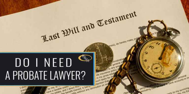 Do I Need a Probate Lawyer in Florida?