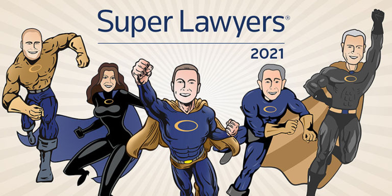 Five Attorneys Recognized as Florida Super Lawyers for 2021