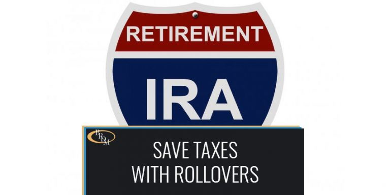 How to Save Taxes with Qualified Charitable IRA Rollovers
