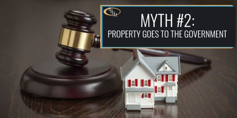 If You Die Without a Will, Your Property Goes to the Government