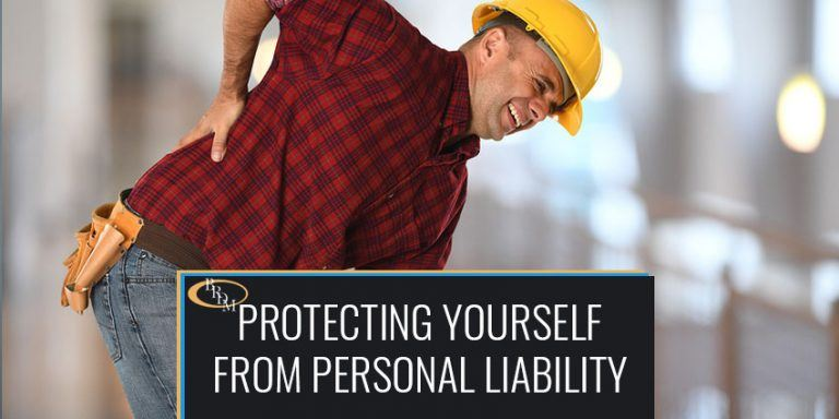 Piercing the Corporate Veil: Protecting Yourself from Personal Liability