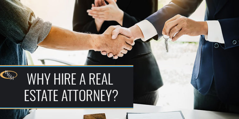 Reasons To Hire A Real Estate Attorney