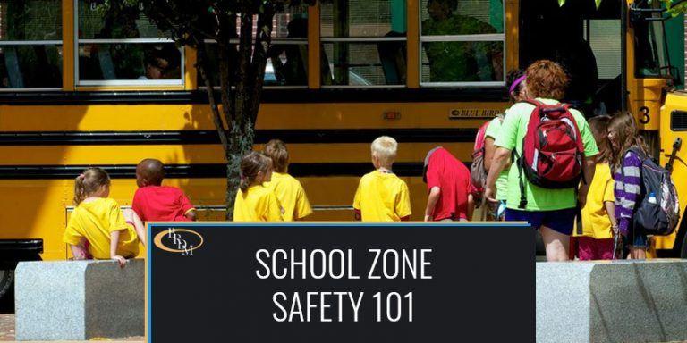 Safe School Zones, Safe Students