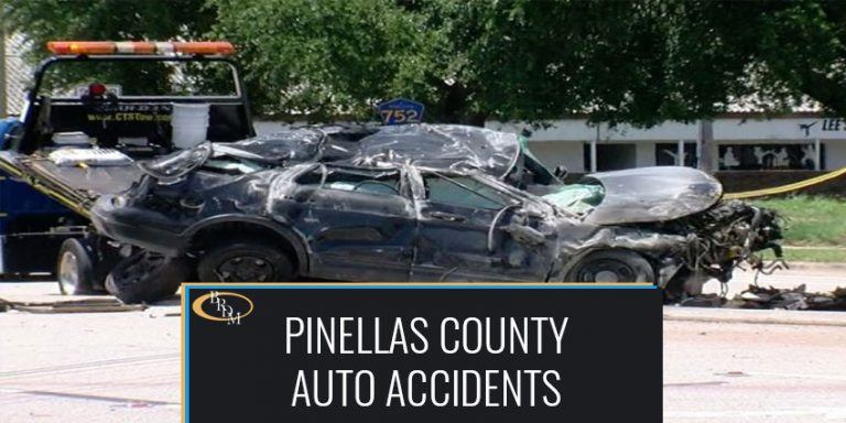 Trends in Pinellas County Auto Accidents