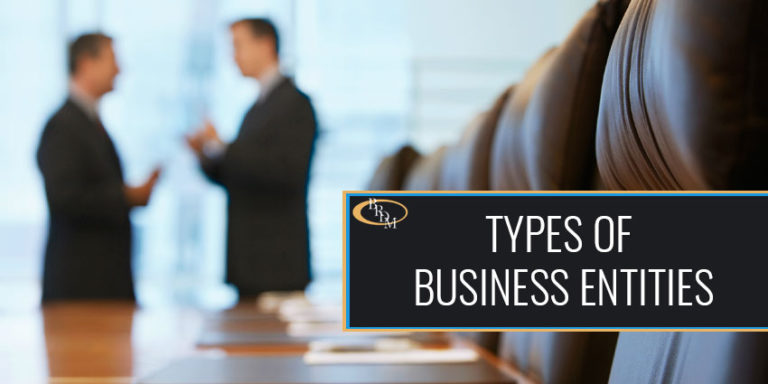 What Type Of Business Entity Should A New Company Choose?