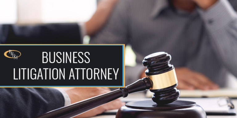 When To Hire A Business Litigation Attorney